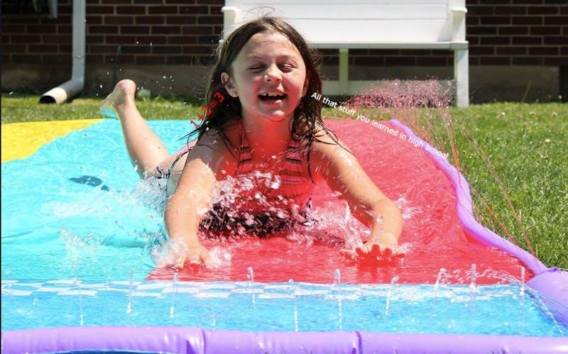 QUIZ: How Bad Is Your Summer Slide?