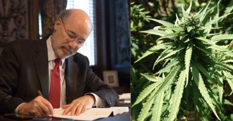 Breaking: Pennsylvania to Legalize Marijuana