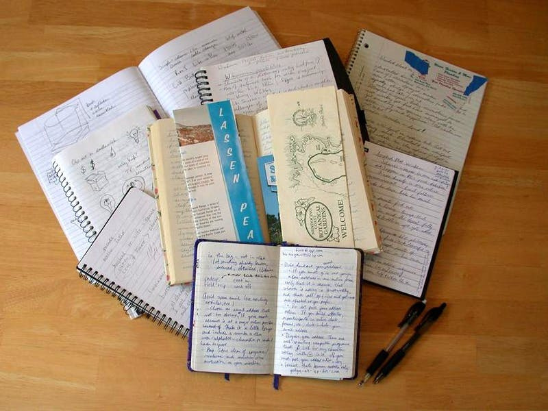 5 Notebooks That Will Stay Together Better Than Your Spring Break Plans