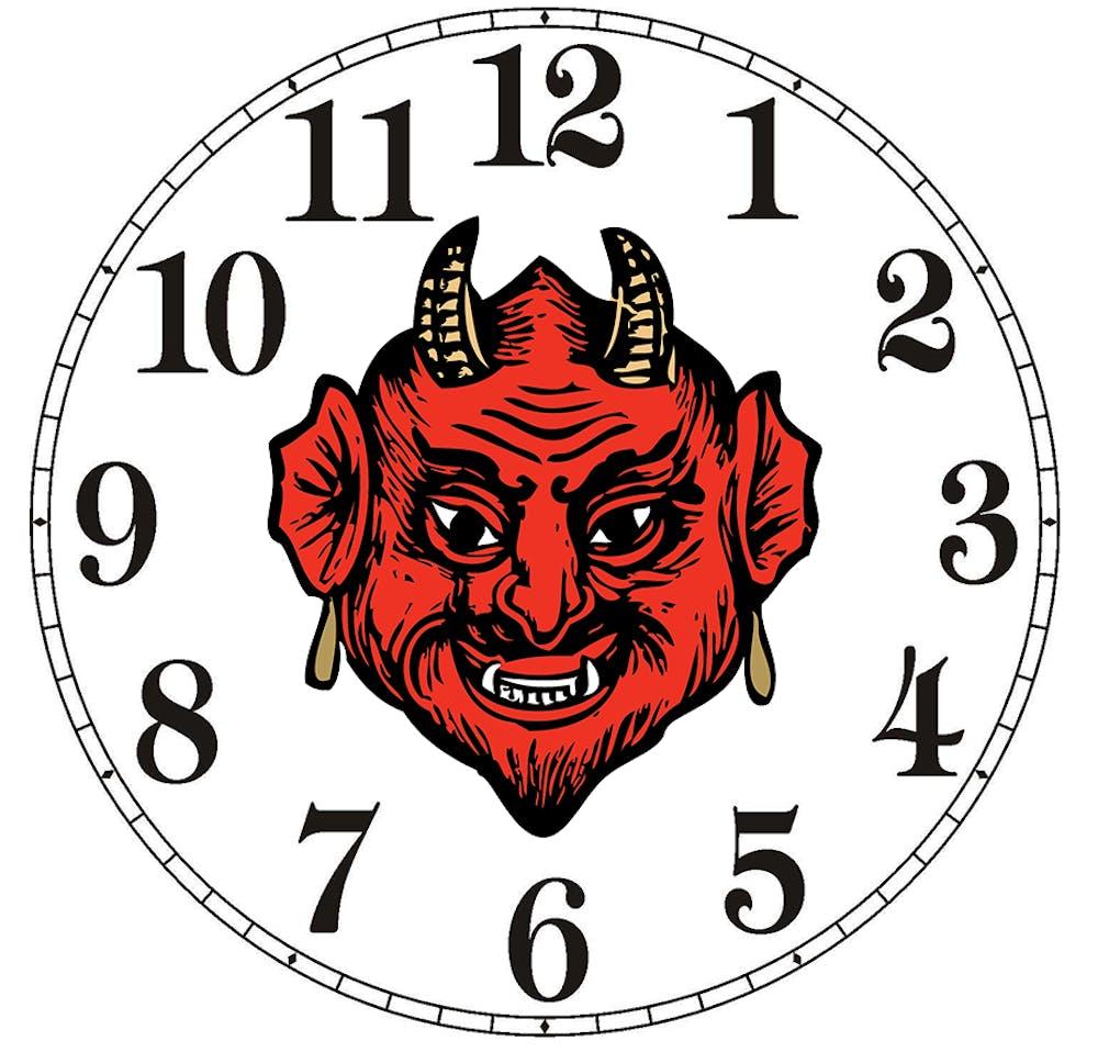 satan-clock