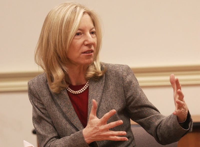 BREAKING: Amy Gutmann Refers to School of Arts and Sciences as 'Total Dump' in Board Meeting