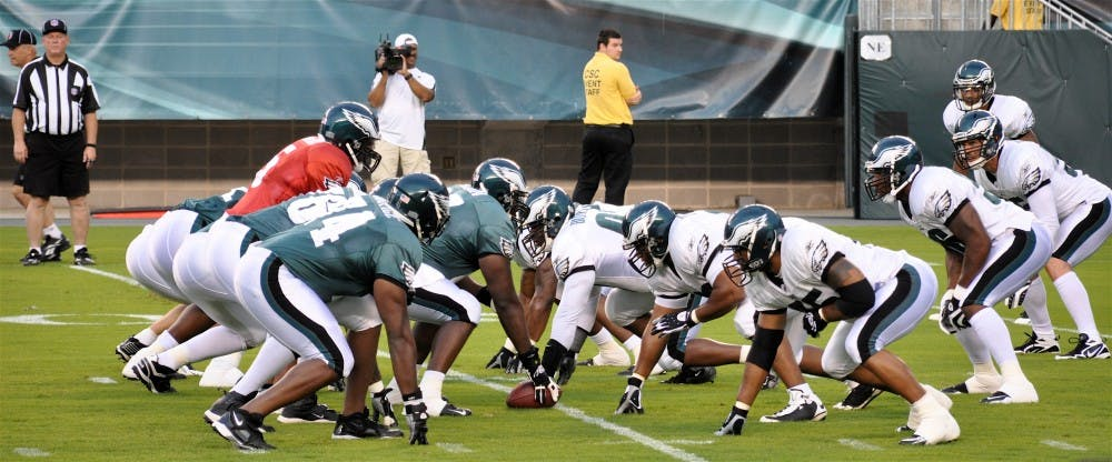 philadelphia_eagles_2009_summer_scrimmage__mcnabb_in_as_qb