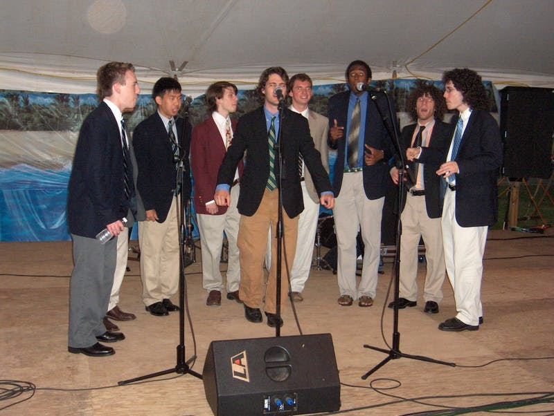 A Cappella Group Finally Releases 2006 Spring Show Recording