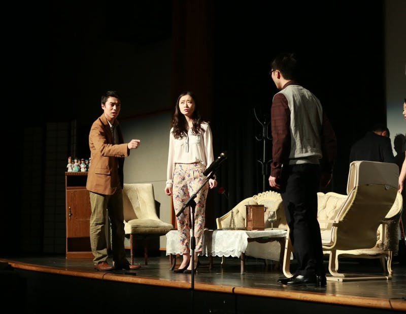Theater Troupe Forgets to Have Show During Third Weekend of March, Kicked Out of PAC