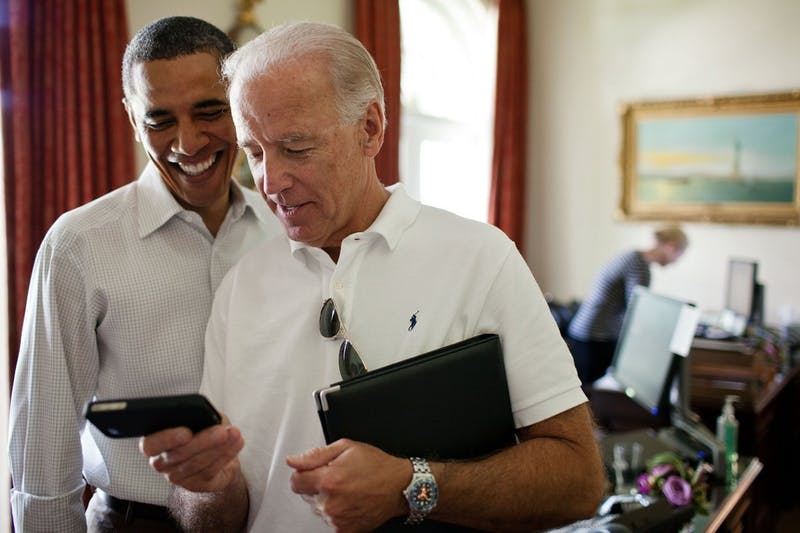 The Patriot in Me: Selling Nudes to Fund My Biden Contribution