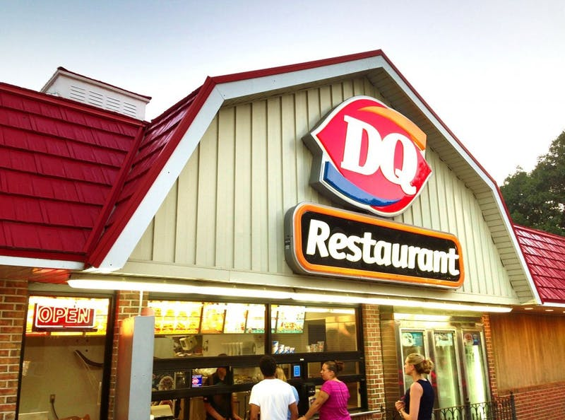 Wow! College Alum Appointed Assistant Manager of a Dairy Queen in Connecticut