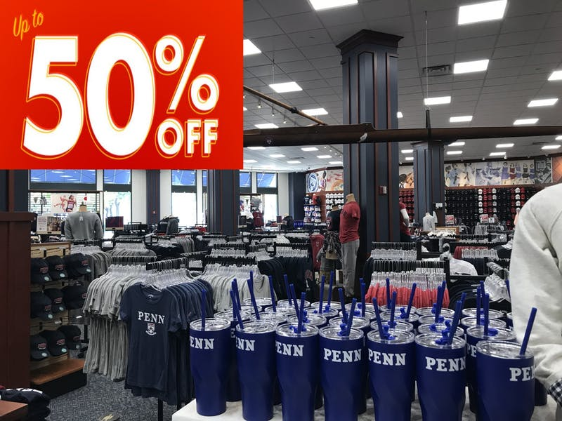 BREAKING: Instead of Paying PILOTs, Penn Offering 50% BOGO on Bookstore Apparel to All West Philly Residents