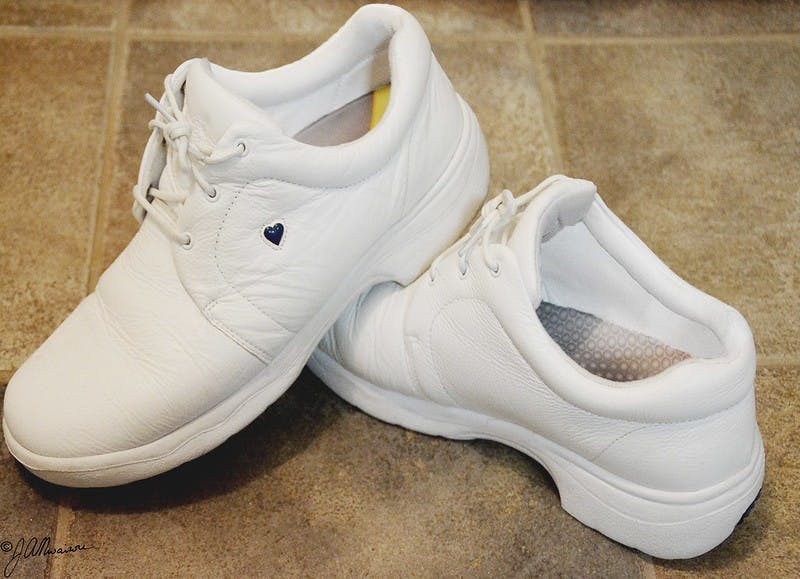 "Chunky Filas and Four Other Shoes That Say ""My Parents Did Not Show Me Enough Affection"""