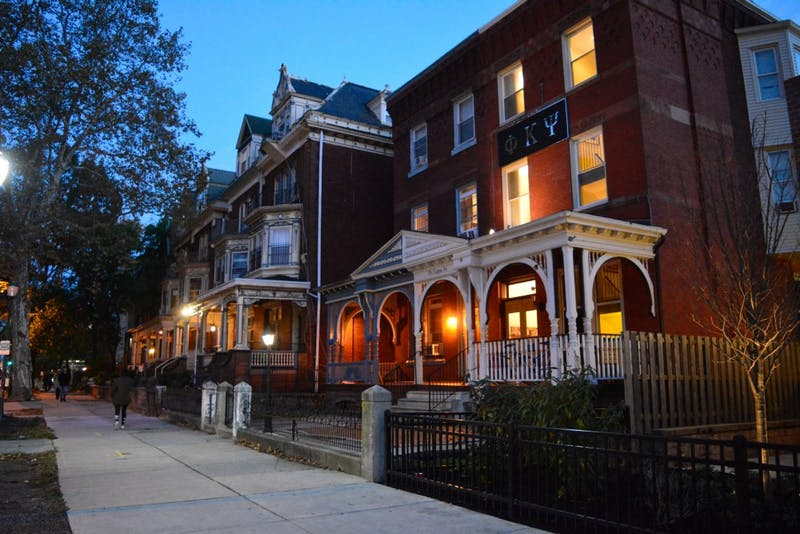 Your Rush Guide to Fraternity House Architecture