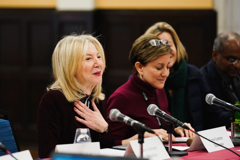Amy Gutmann Declares Candidacy for UA Elections