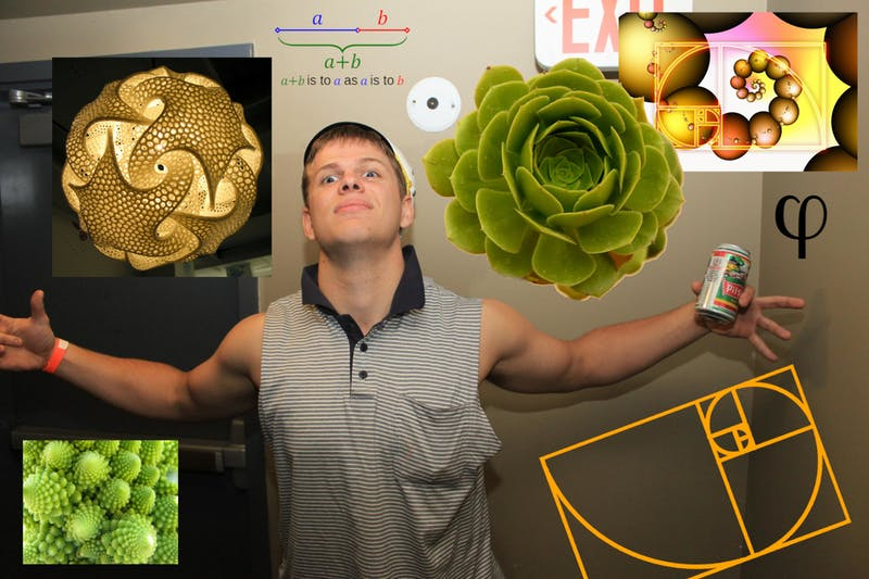Declan Fibonacci Brings Golden Ratio to Party