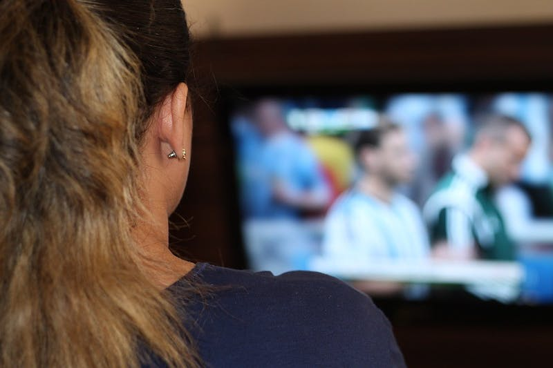 Rising Junior on Track to Watch 800 Hours of TV this Summer