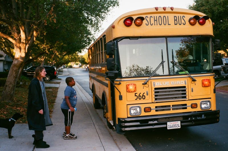 Report: 85% of Freshmen Haven't Come to Penn, Still Waiting for School Bus