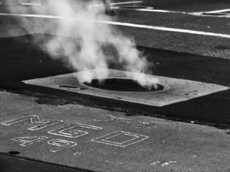 U.S. News Ranks Penn First in 'Number of Steaming Manholes'