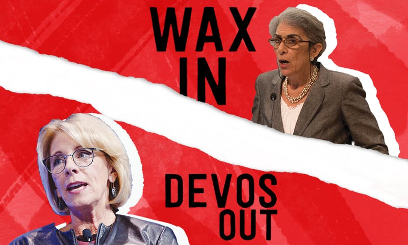 Trump considering Amy Wax to replace Betsy DeVos as Secretary of Education