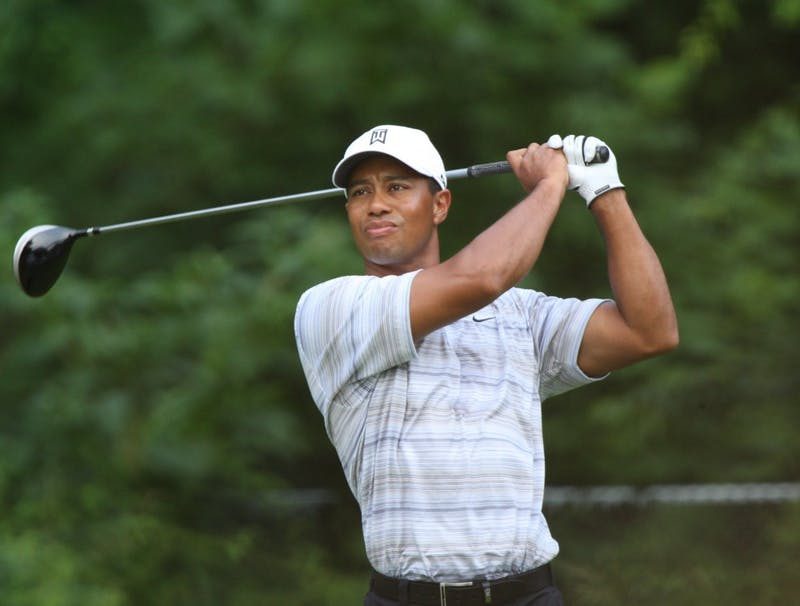 Tiger Woods Attributes Masters Win to Practice with Pottruck Golf Simulator