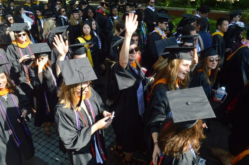 Penn's Commencement Plans Overlook Orthodox Jews and Those Who Already Booked Their Bora Bora Tickets