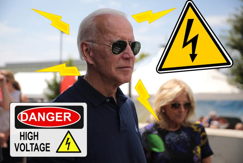 Next Edison? Joe Biden Wins Electrical College