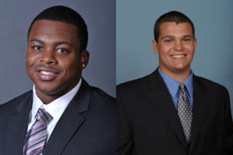 Penn Seniors Spotted By NFL