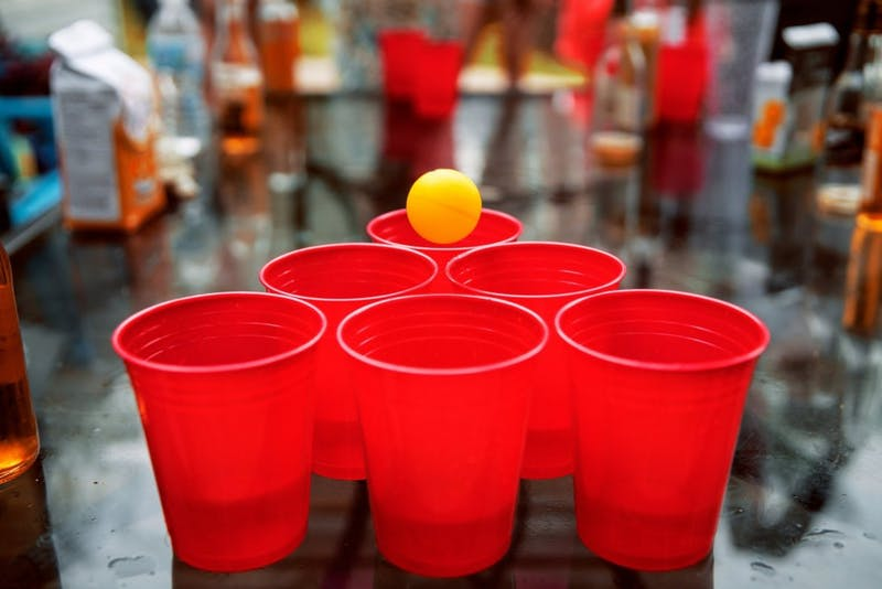 6 Ways To Cope When Your Mom Destroys You At Beer Pong