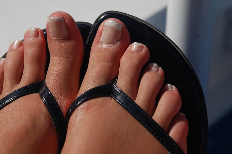 OP-ED: I Don't Have a Foot Fetish, I'm Just Really Passionate About Toes
