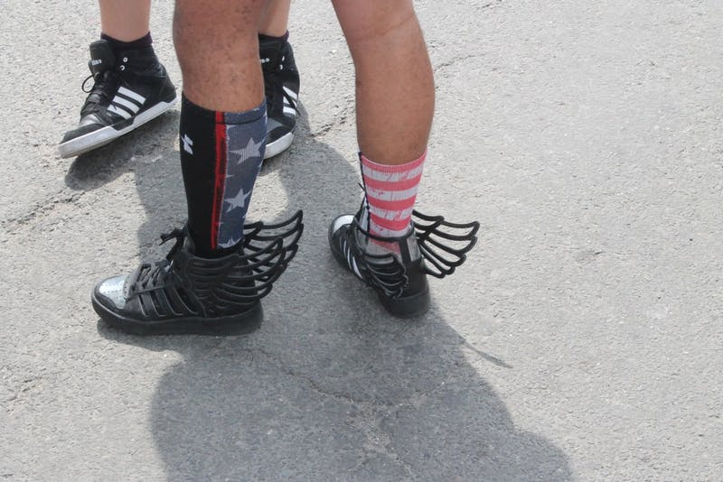 OP-ED: How Can You Say That I Don't Have a Personality When I'm Wearing These Cool Socks