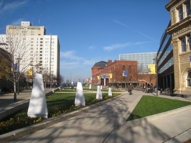Student Walking To Train Station Notes Drexel 'Actually Kinda Nice'