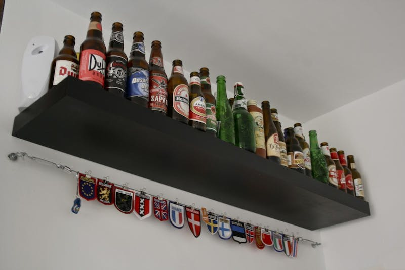 OP-ED: Yeah He's Hot, but He Only Has Three Beer Bottles Lined up on His Shelf