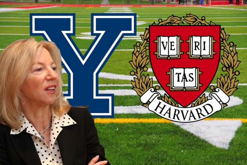Tuition Hike Expected After Gutmann Loses $50 Million in Bets on Harvard-Yale Game