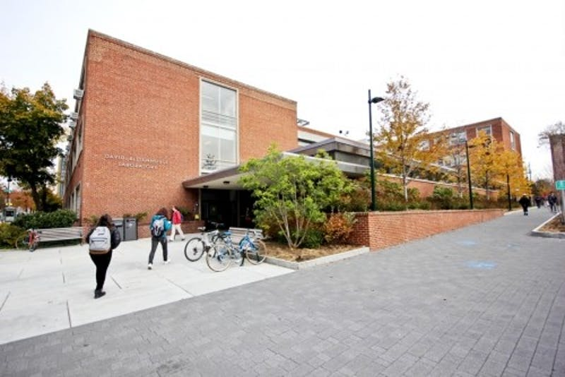 Family of Five Settles Down in DRL Courtyard