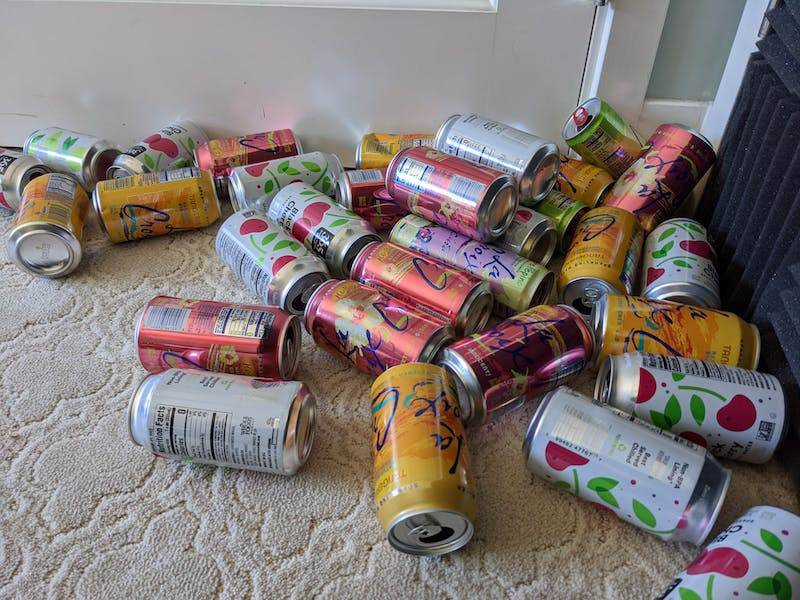 College Junior Sets World Record for Most La Croix in a Day