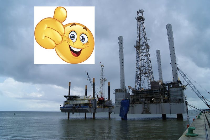 Fossil Free Penn Announces That Oil Rigs Actually Kind of Gnarly When You Think About It