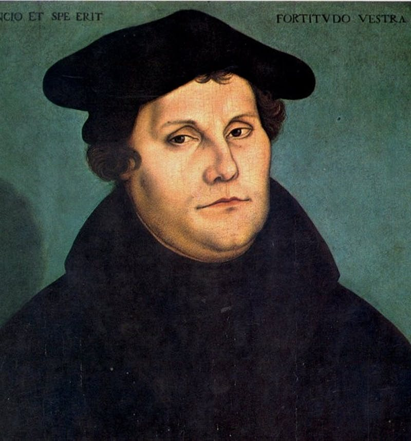 OP-ED: Stop Complaining About Your Thesis. Martin Luther Wrote 95, and You Don't Hear Him Bitching
