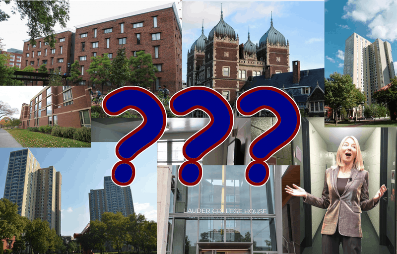 This Quiz Will Tell You Which Dorm You're Living In!