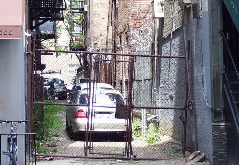 Junior Snags Coveted NYC Alleyway for Summer Housing