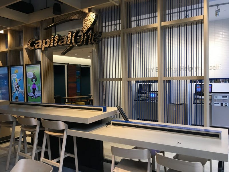 OP-ED: Capital One Cafe Isn't like Other Cafes, It's Worse