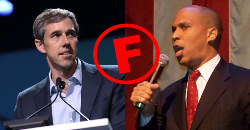 No Bueno: Beto O'Rourke and Cory Booker Fail Spanish 110