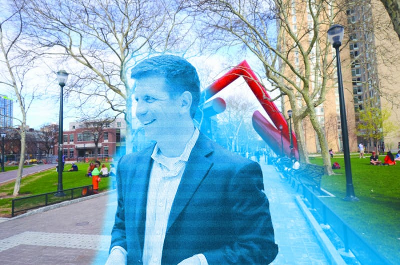 'Help Me Penn Student, You're My Only Hope' Pleads Hologram Dean Furda in New Quaker Days Initiative