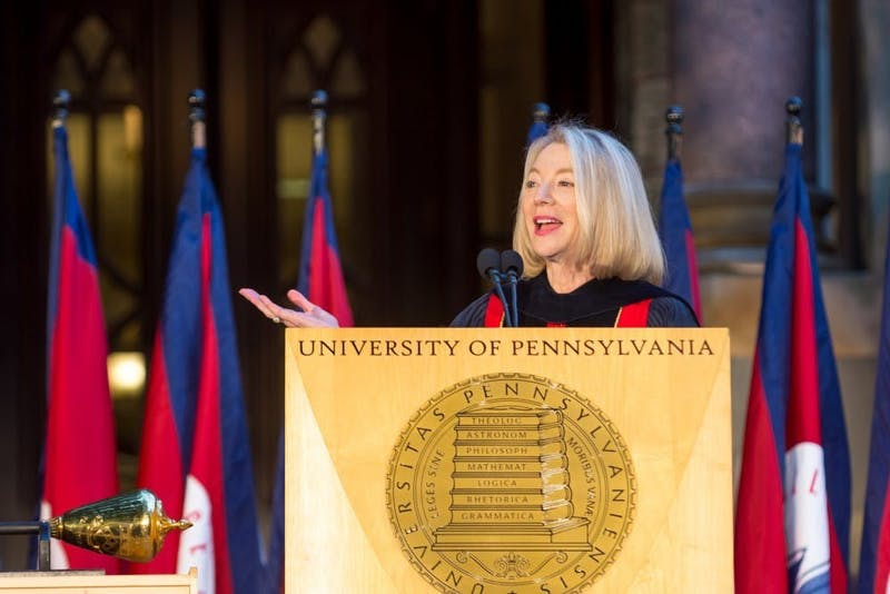 OP-ED: Amy Gutmann Will Die One Day and This Makes Me Sad