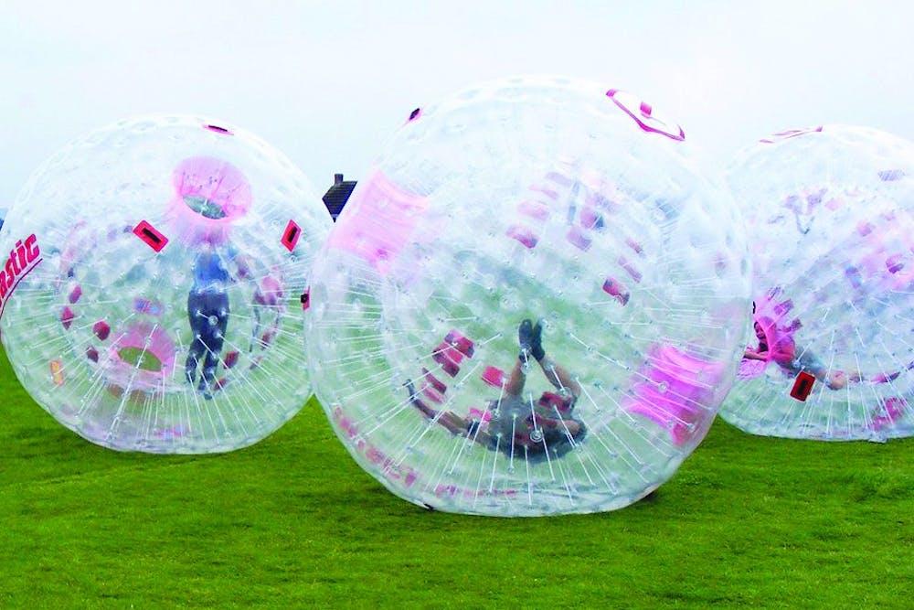 human-bubble-balls