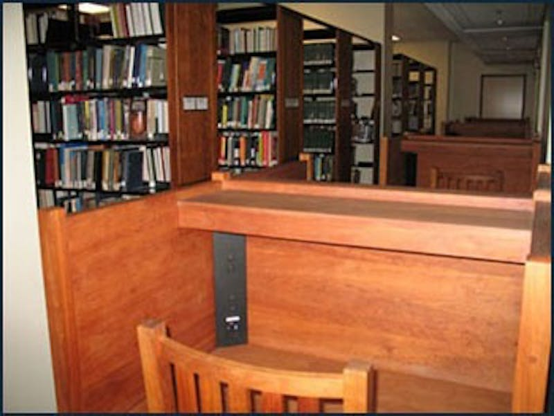 Carrel Politics: How To Lose Friends and Alienate People At The Library