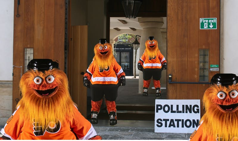 City of Philadelphia to Dispatch Gritties to Protect Philly From Voter Intimidation