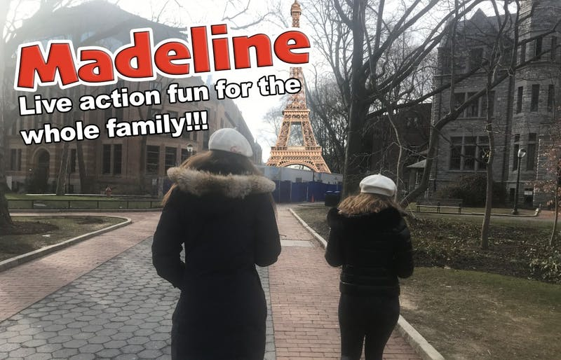 Sorority Engaged in Immersive Rehearsals of Live Action Rendition of 'Madeline'