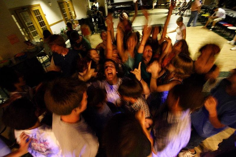 Campus Compact Misunderstanding? Frat Compacts Over 400 People from Campus Into House Party