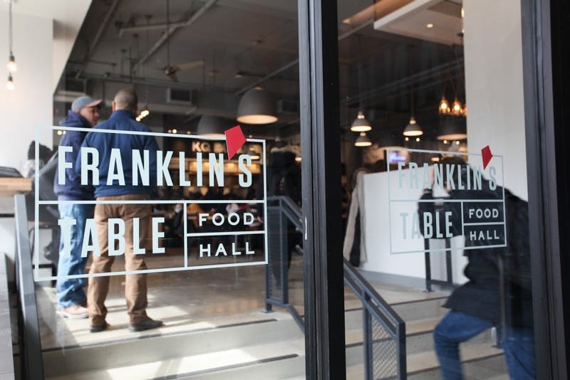 25 Percent of Students Eat at Franklin's Table. Penn Should Cover Costs.