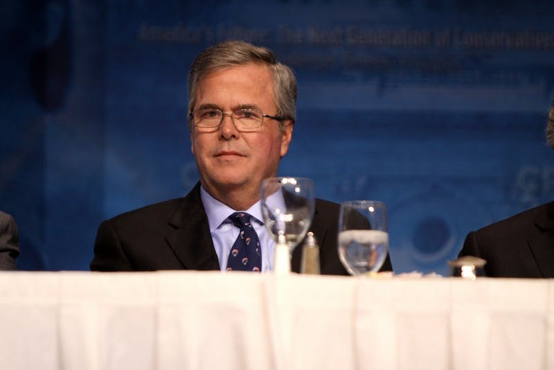 Jeb Bush Stresses Importance of Limited Government Unless He Can Be Part of It