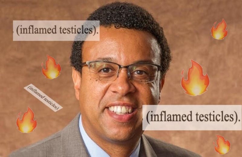 "There's No Mumps Outbreak, Wendell Pritchett Just Really Wanted to Use ""Inflamed Testicles"" in a Mass Email"