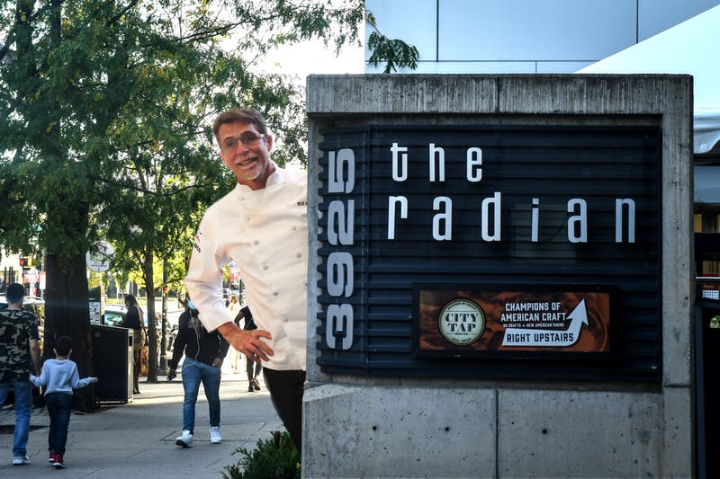 """""""Now's My Chance"""": Rick Bayless Sneaks Back Onto Campus While Everyone's Distracted"""