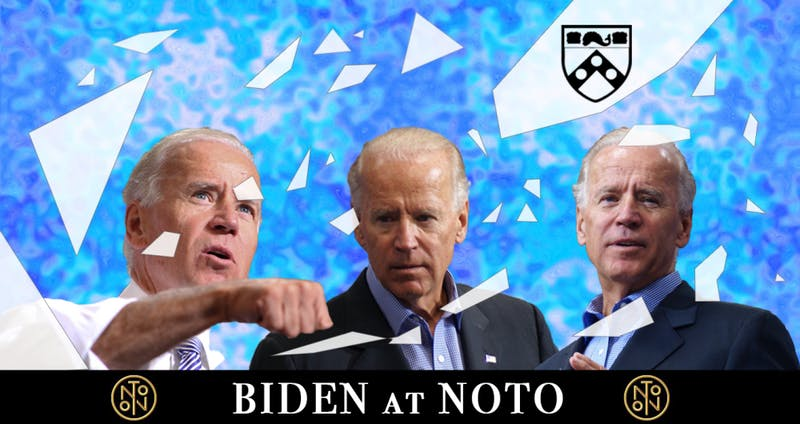 Perry World House Presents: BIDEN @ NOTO