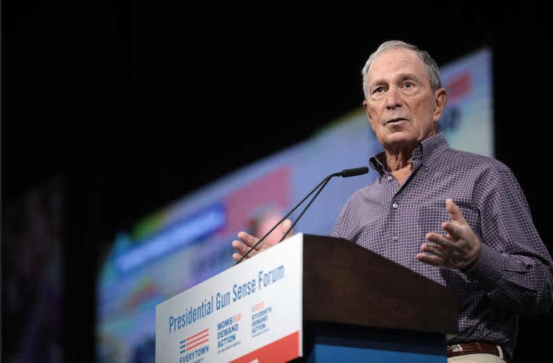 BREAKING: Amy Gutmann Endorses Mike Bloomberg, Probably
